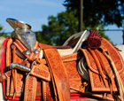 Traditional Western Saddles